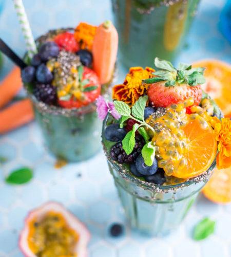 Rainbow Juice You'll Ever Need