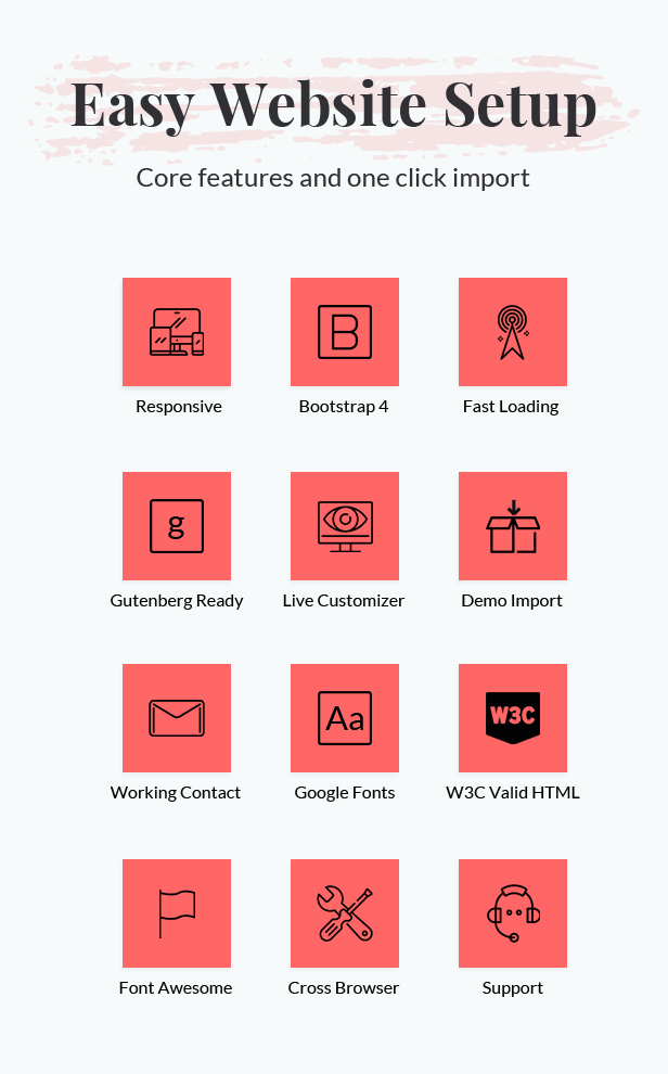 Lawyers - Responsive Business WordPress Theme - 6