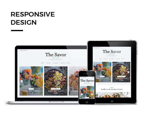 savor-responsive-design